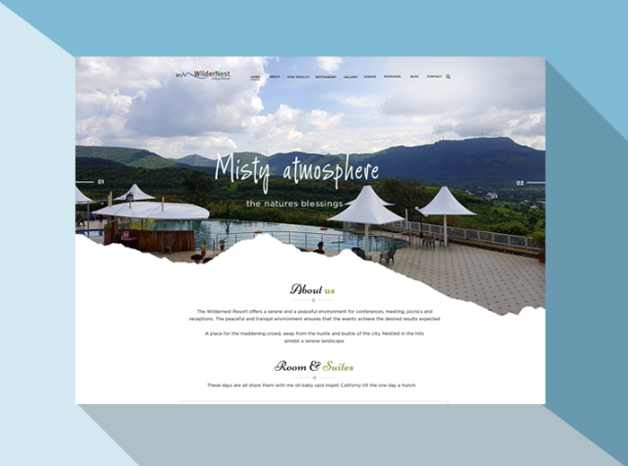 Wildernest Hill Top Resort