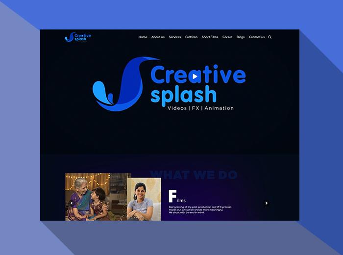 Creative-splas