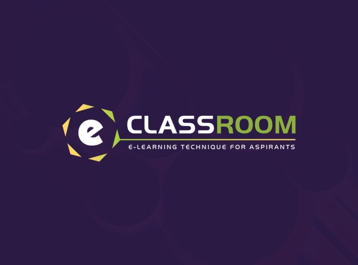 Logo-design-E-Classroom
