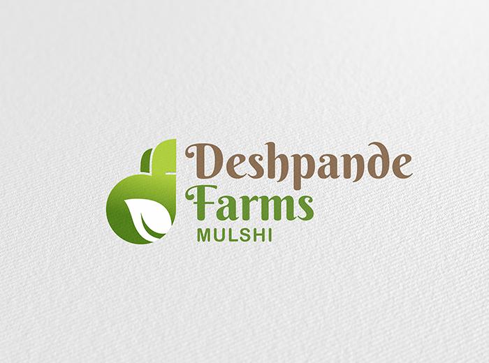Logo-design-deshpande-farms