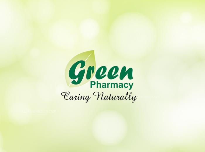 Logo-design-green-pharmacy