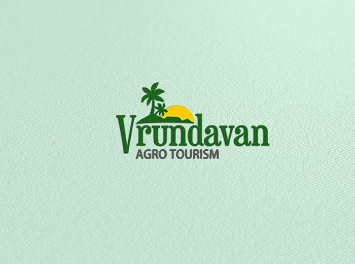 Logo-design-vrundavan-agro-tourism