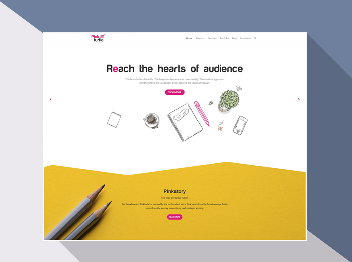 Pink Turtle ad Agency Company in Pune